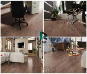 Xu hướng lựa chọn sàn gỗ năm 2016 tới nay