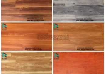 Sàn gỗ công nghiệp Vinasan mã 121