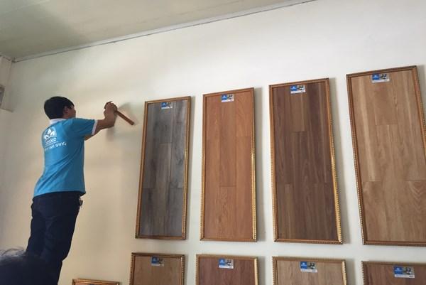 sàn gỗ tại Bắc Giang, san go thai lan