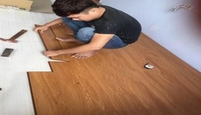 Thợ thi công sàn gỗ công nghiệp, báo giá sàn gỗ công nghiệp việt nam