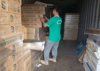 kho sàn gỗ công nghiệp Đồng Nai