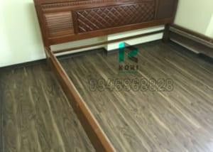 sàn gỗ cốt xanh chịu nước Bình Định