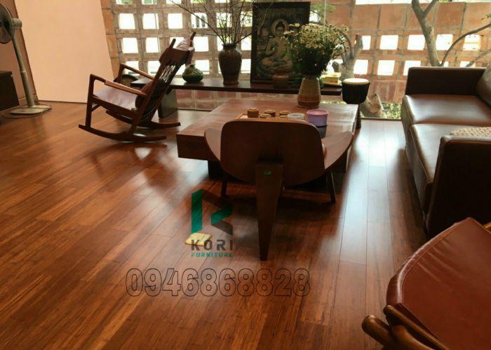 sàn gỗ Kon Tum
