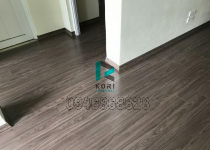 sàn nhựa giả gỗ Bình Định
