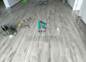 sàn nhựa vân gỗ tại Bình Dương