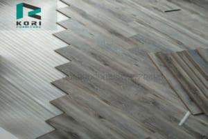 thi công sàn gỗ công nghiệp tại Khánh Hoà