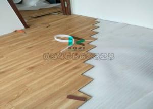thi công sàn gỗ công nghiệp tại Kon Tum