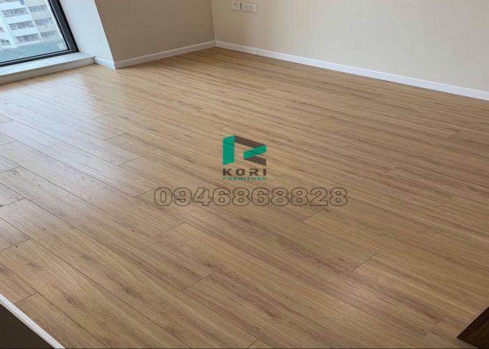 Sàn nhựa giả gỗ Bạc Liêu