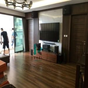 Hoàn thiện sàn gỗ công nghiệp Quảng Ngãi