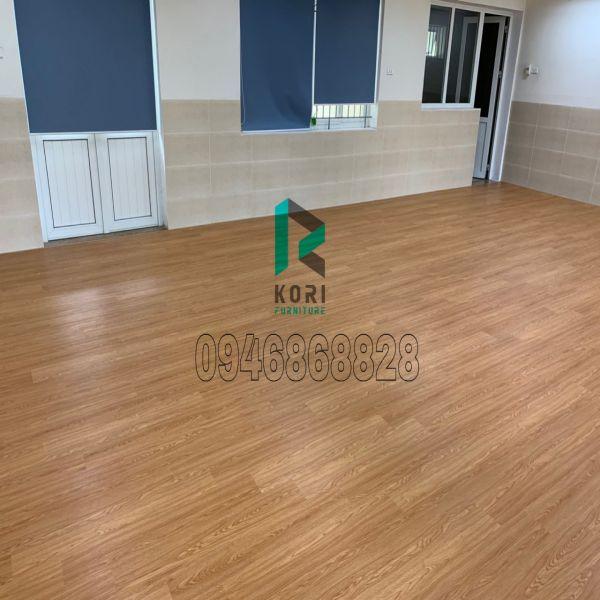 Sàn gỗ công nghiệp Phú Yên