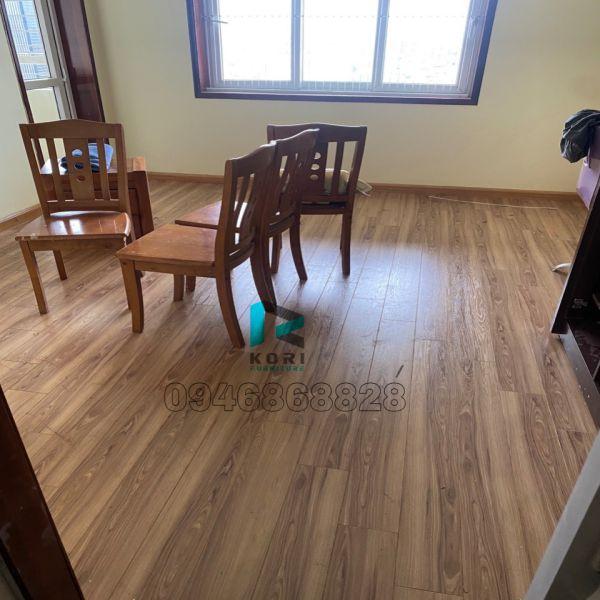 Sàn gỗ công nghiệp Thái Nguyên