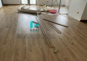 Thi công sàn gỗ công nghiệp Bắc Kạn