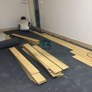 Thi công sàn gỗ công nghiệp Lạng Sơn