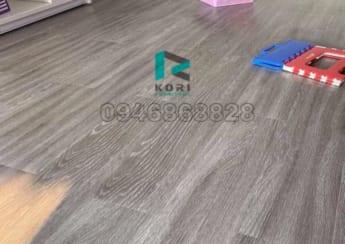 Sàn nhựa giả gỗ hèm khóa Bạc Liêu