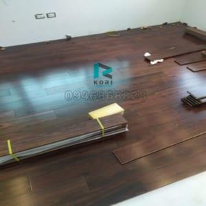 Thi công sàn gỗ công nghiệp Quảng Bình
