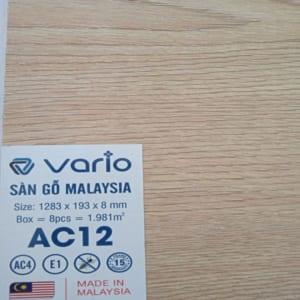 Sàn gỗ Vario AC12
