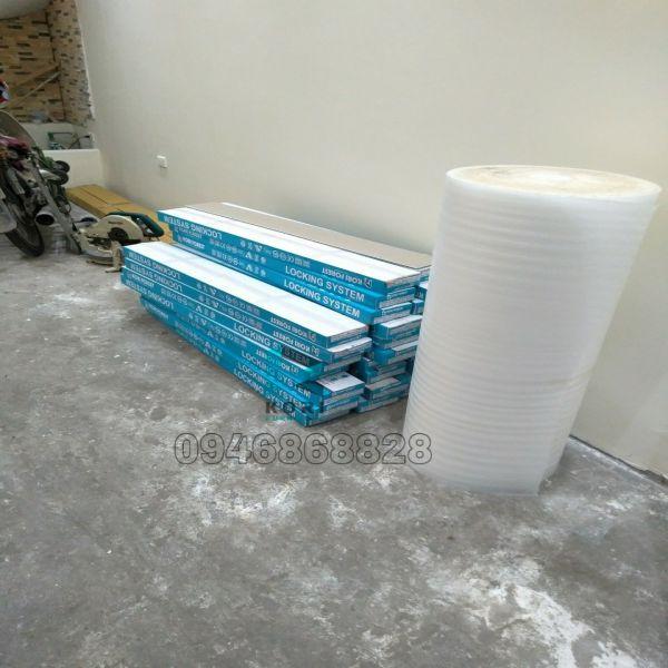 Sàn nhựa giả gỗ Điện Biên