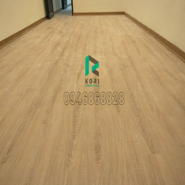 Sàn nhựa giả gỗ Đồng Nai